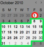2010年10月