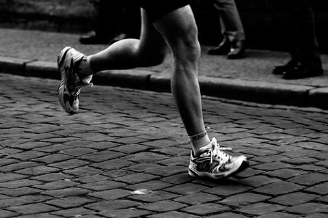 走る。 〜風邪をひかない〜