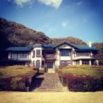 お散歩日和に、鎌倉文学館へ。
