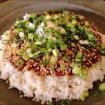 鎌倉OXYMORON、エスニックそぼろカレーもうまいけど、キーマカレーの辛口も、うまい。