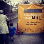 家族で、鎌倉から渋谷へ。COMMUNITY MART MHL. Vol.2