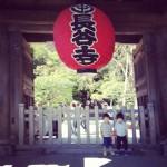 長谷寺の絶景と大吉だんご