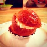 まるんと可愛い『サヴァラン』を鎌倉の移動ケーキ屋『pompon cakes』で。