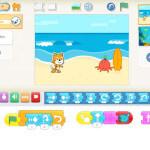 5才からはじめるプログラミング!iPadの無料アプリ「ScratchJr」を試す